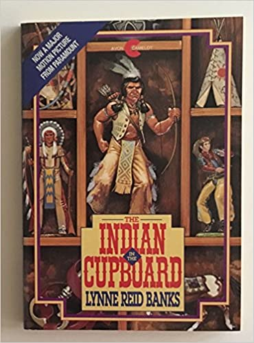 Indian in the Cupboard cover image